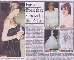 The Frock That Shocked