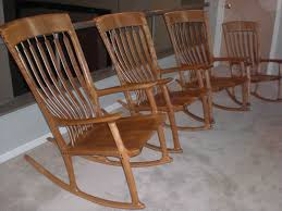 Sam Maloof Rocking Chair Plans by Sam Maloof And Hal Taylor Inspired Rocking Chairs From Bottom To