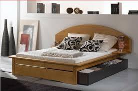 lit de chambre tiroir lit ouvert décopin secret de chambre