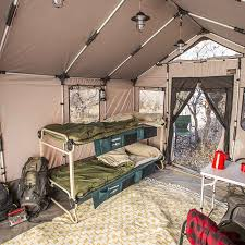 gear of the year disc o bed cam o bunk xl cot 50 cfires