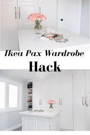 Ikea Dombas Wardrobe Manual Nazarm by Ikea Schrank Pax Mae I Wanted A Beautiful Custom Mudroom I