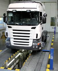 100 Commercial Truck Alignment MAHA India Offers High Quality Alignment Systems For CVs
