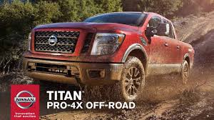100 Off Roading Trucks 2017 Nissan TITAN PRO4X The Ultimate Road Truck YouTube