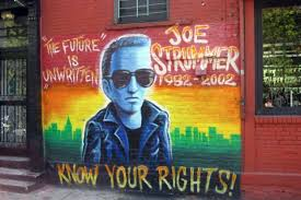 joe strummer mural removed in east village to be repainted by