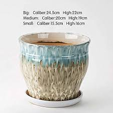 nclon keramikbeschichtung blumentopf für home dekor moderne