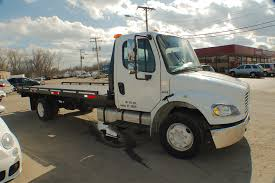 2006 Freightliner Flatbed Tow Wrecker Truck Sale
