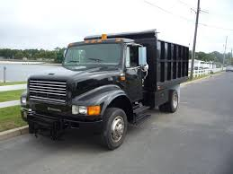 100 International 4700 Dump Truck 1996 INTERNATIONAL DUMP TRUCK FOR SALE 591753