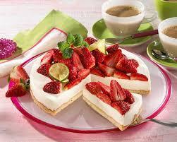 erdbeer joghurt torte diabetiker