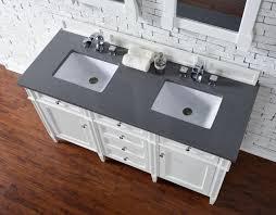 Bathroom Vanities 60 Inches Double Sink by Contemporary 60 Inch Double Sink Bathroom Vanity Cottage White