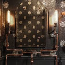 Steampunk Bathroom Ideas Home Design Image Beautiful At Steampunk ... Interior Steampunk Interior Design Modern Home Decorating Ideas A Visit To A Steampunked Modvic Stunning House And Planning 40 Incredible Lofts That Push Boundaries Astounding Bedroom 57 Further With Cool Decor Awesome On Room News 15 For Your Bar Bedrooms Marvellous 2017 Diy