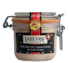 foie gras en pot application d une alimentation histocompatible lors des sorties