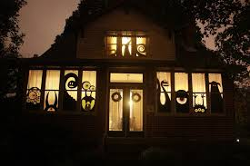 Kenova Pumpkin House by Over The Top Halloween Decorations The Digest