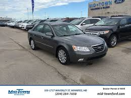 New And Used Cars In Winnipeg