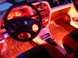 neon pour voiture exterieur mon néon à 4 roues préparation complète et voitures de membres