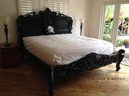 Fabulous & Rococo Baroque Bed Black Client – Fabulous