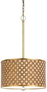 Plug In Chandelier Ikea Antique Gold Amp Fabric Drum Pendant Light