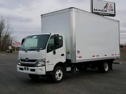 100 Chalks Truck Parts 2018 Hino 155 Flag City Mack