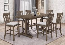 Rustic Dining Room Furniture Sets Really Encourage 2831 ... Sets Decor Fo Height Centerpieces Bath Farmhouse Set Lots 26 Ding Room Big And Small With Bench Seating 20 Dorel Living 5 Piece Rustic Wood Kitchen Interior Table For Sale 4 Pueblo Six Chair By Intertional Fniture Direct At Miskelly Dporticus 5piece Industrial Style Wooden Chairs Rubber Brown Checkout The Ding Tables On Efniturehouse Cluding With Leather Thompson Scott In 2019 And Chair Extraordinary Outside