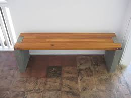 Simple Indoor Wood Bench Plans Interior Amp Exterior Benches Wooden