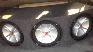 3-12inch Cvr Subwoofers In A Ported Box - YouTube How To Building A Ported Subwoofer Box Caraudfabrication Youtube Chevy Silverado 0107 1500hd Crew Truck Dual 12 Sub Kicker Build Speaker Steps With Pictures Wikihow Single Cab Design Best Resource Car Stereo Bass Enclosure 9906 Ext Rockford Punch P1s412 Buy Pioneer Udsw300d Downfiring For 12inch Crutchfieldcom 42018 1500 2500 Shop Wedge Black Sealed Tcws10 10 Comps 2ohm Loaded Vented Gray 112vh