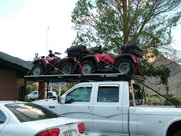 Pickup Racks For Atv | Cosmecol Off Road Classifieds Trailers Trophy Truck Atv Multi Car And Ford Tests Strength Of 2017 Super Duty Alinum Bed With Accsories Adv Rack System Wiloffroadcom Truckboss Decks Whatever You Ride We Carry Superb Atv Storage 4 2 Quads On Cheap Find Deals On Line At Alibacom Roof Racks Near Me Are Cap Double Carrier Loading Ramps For Pickup Trucks With 6 Or Black Widow 2000 Lbs Capacity