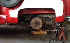 Rear Leaf Springs Chevy Truck Elegant Installing Cpp S Plete 1955 57 ...