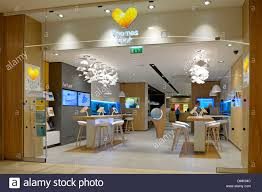 Thomas Cook Travel Agents Premises At Indoor Shopping Mall With New Sunny Heart Corporate