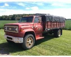 100 1984 Chevy Truck For Sale C60 Grain