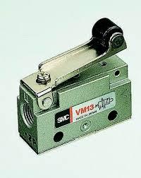 Rc Desk Pilot Calibration by Vm131 01 01s Smc Roller Lever Pneumatic Manual Control Valve Rc