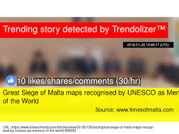 unesco siege great siege of malta maps recognised by unesco as memory of the