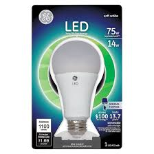 ge led 75 watt par38 light bulb soft white target