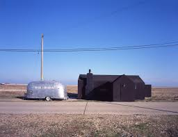 100 Rubber House Dungeness Black Simon Conder Associates ArchDaily