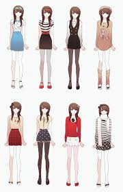 My Outfits By Dragons Roar On Deviantart Anime Dress Designs Rh Co Uk Pretty Drawings
