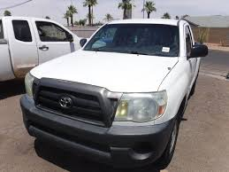 2006 Toyota Tacoma Pick Up Truck With 4 Cylinder Engine - Claz.org
