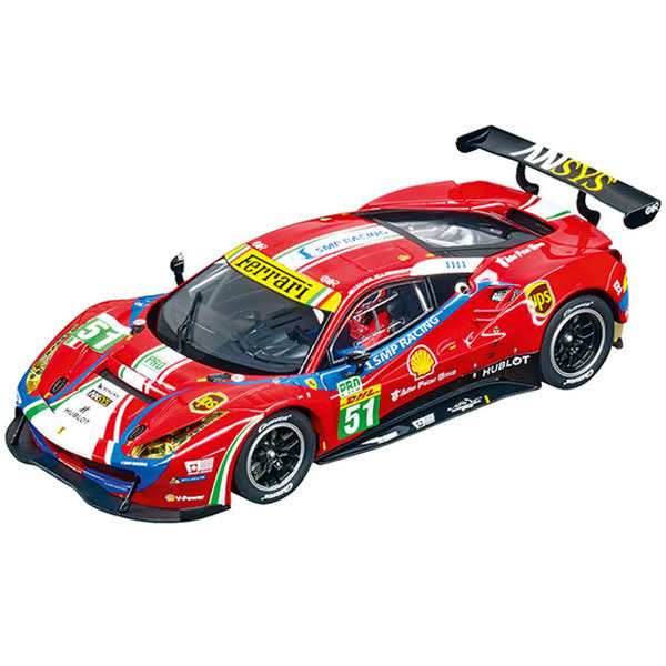 Carrera Digital 132 Ferrari 488 GT3 AF Corse, No. 51