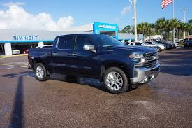 100 Chevy Ltz Truck New 2019 Chevrolet Silverado 1500 LTZ For Sale Jacksonville FL 9C130