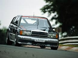 Mercedes Benz 190E DTM Race Car Premium Cars
