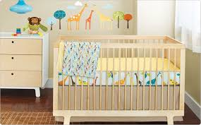 Giraffe Crib Bedding Ideas