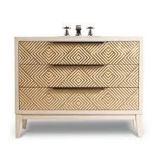 46 Inch White Bathroom Vanity by Avery 46 Inch Hall Chest Bathroom Vanity By Cole U0026 Co Designer Series