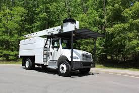100 Forestry Bucket Truck For Sale Versalift VO255REV03 2018 Freightliner M2106 4x2 Load King