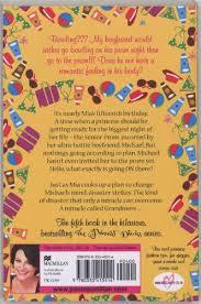 The Princess Diaries Give Me Five Amazoncouk Meg Cabot 9780330415514 Books