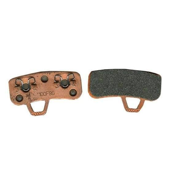 Hayes Stroker Ace Metallic Disc Brake Pads - Sintered Metallic, 2 Count