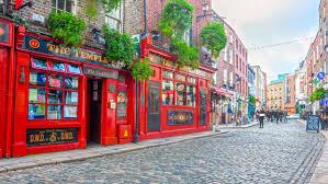 100 Dublin Street And London WorldStrides Educational Travel