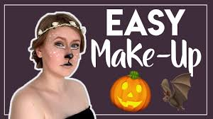 162 Best Halloween Inspiration Images by Make Up Halloween Inspiration Bambi Facile C U0027est Noëmie