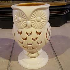 Bath and Body Works Bath and Body Works Owl Luminary Candle