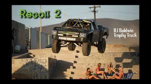 100 Bj Baldwin Trophy Truck BJ Recoil 2 800 Hp Hoonigan Mexico Music