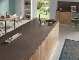 plan cuisine granit photo cuisine avec plan de travail moderne en 65 idées kitchens