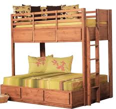 Woodcrest Bunk Beds by Wooden Bunk Beds Details About Platinum Wooden Bunk Bed With