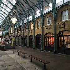Explore Covent Garden Market