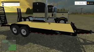 Farming Simulator 2015 Mods- Flatbed Equipment Trailer, Lifted Ford ... Trucks Trailers Official Promo Trailer Youtube Buy Moresave Moreearn More With Trucks And Trailers Junk Mail Pedley Slurry Service Limited Fort Mcmurray Bc Sikh Community Fills 5 More Uckstrailers In Trailering Tips Towing Mistakes Work Truck Review 8lug Magazine Icons Stock Vector Art Images Of Business Online Only Auction Tools Lawn Mower Food Canada Manufacturer Trailer Fabricator Dewfab Welding Fabricating Feed Mixers And